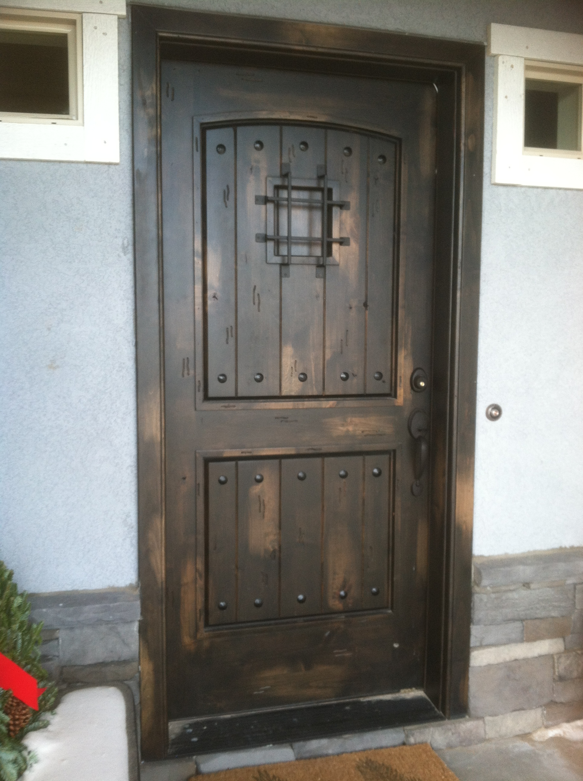 Entry Door Knotty Alder Denver Door Co